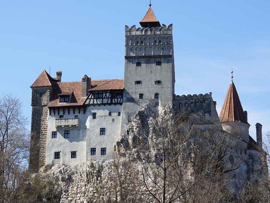 Schloss Bran Halloween genaugesehen.de
