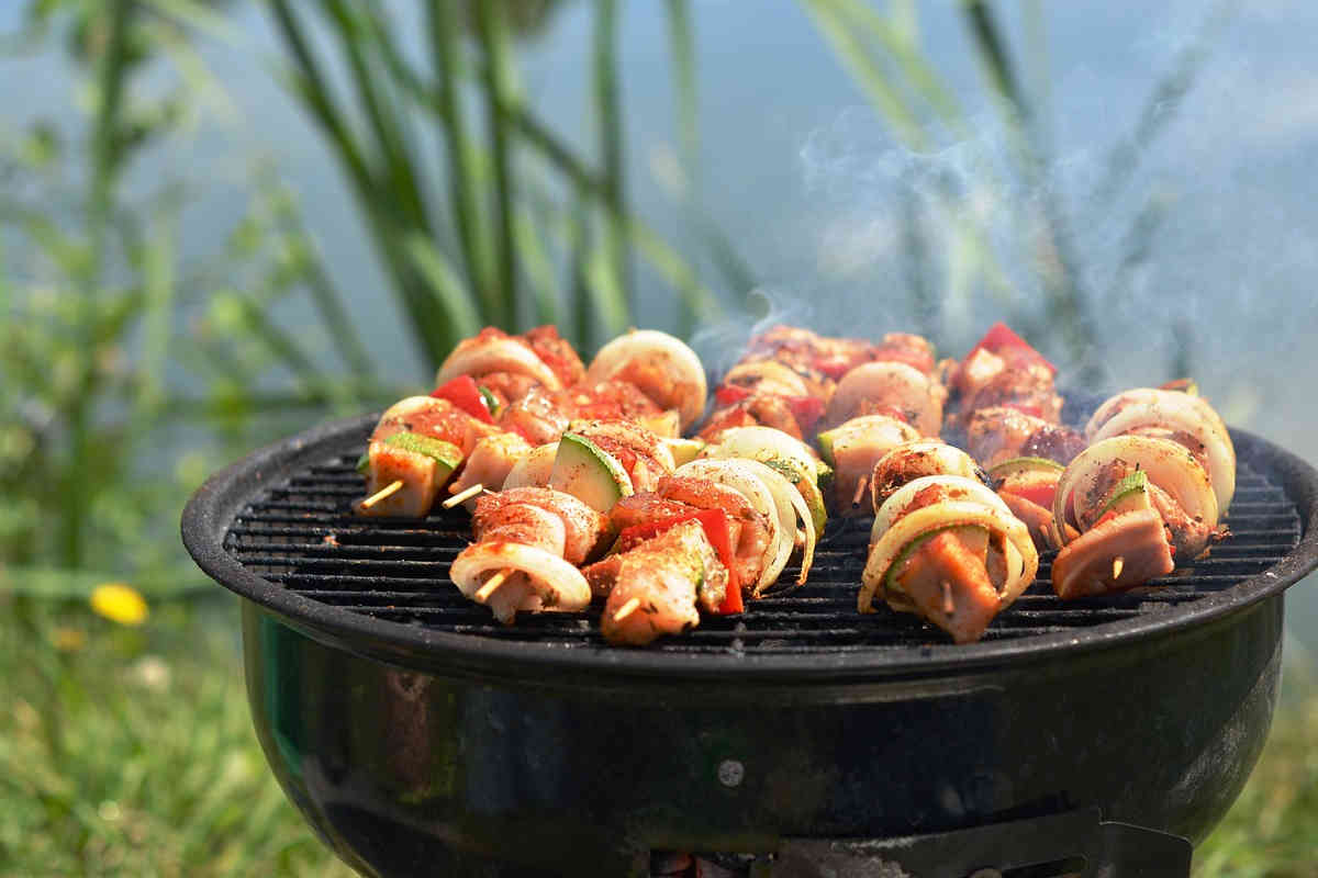 Kugelgrill Barbecue