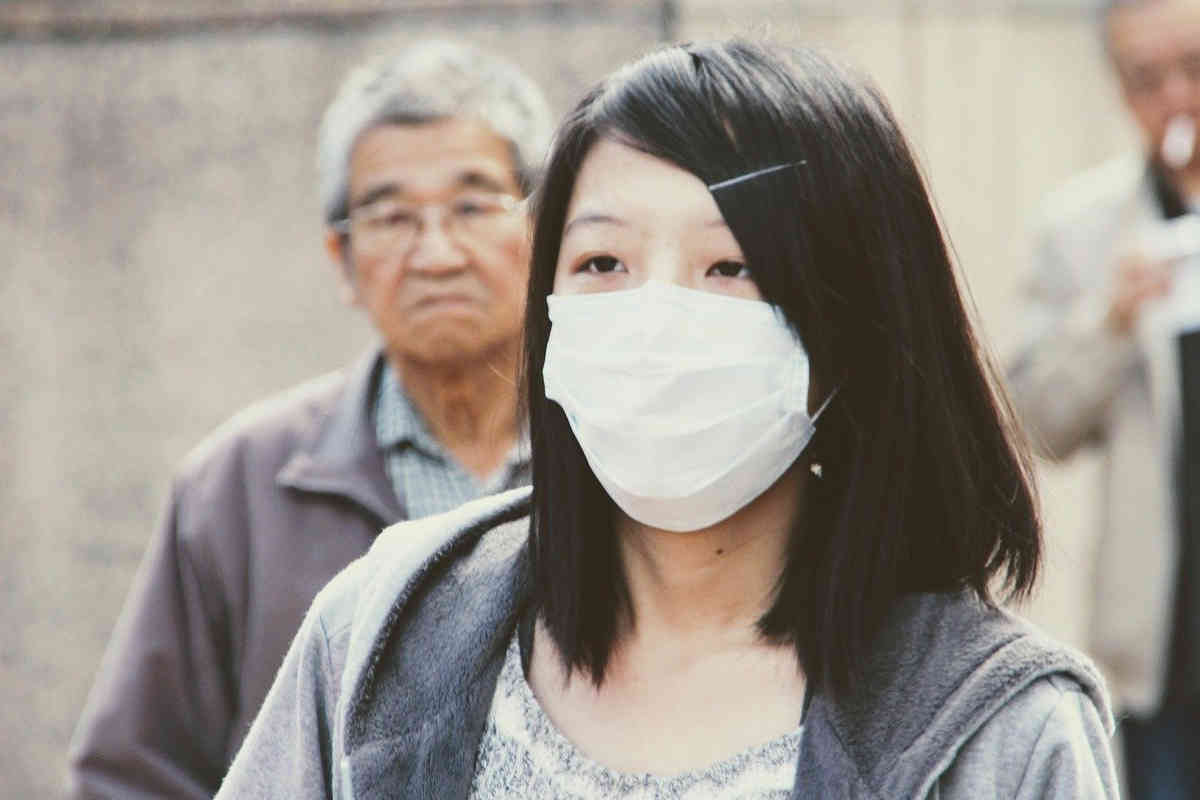Einweg Mundschutz Schutzmaske FFP2 FFP3 Mundschutz