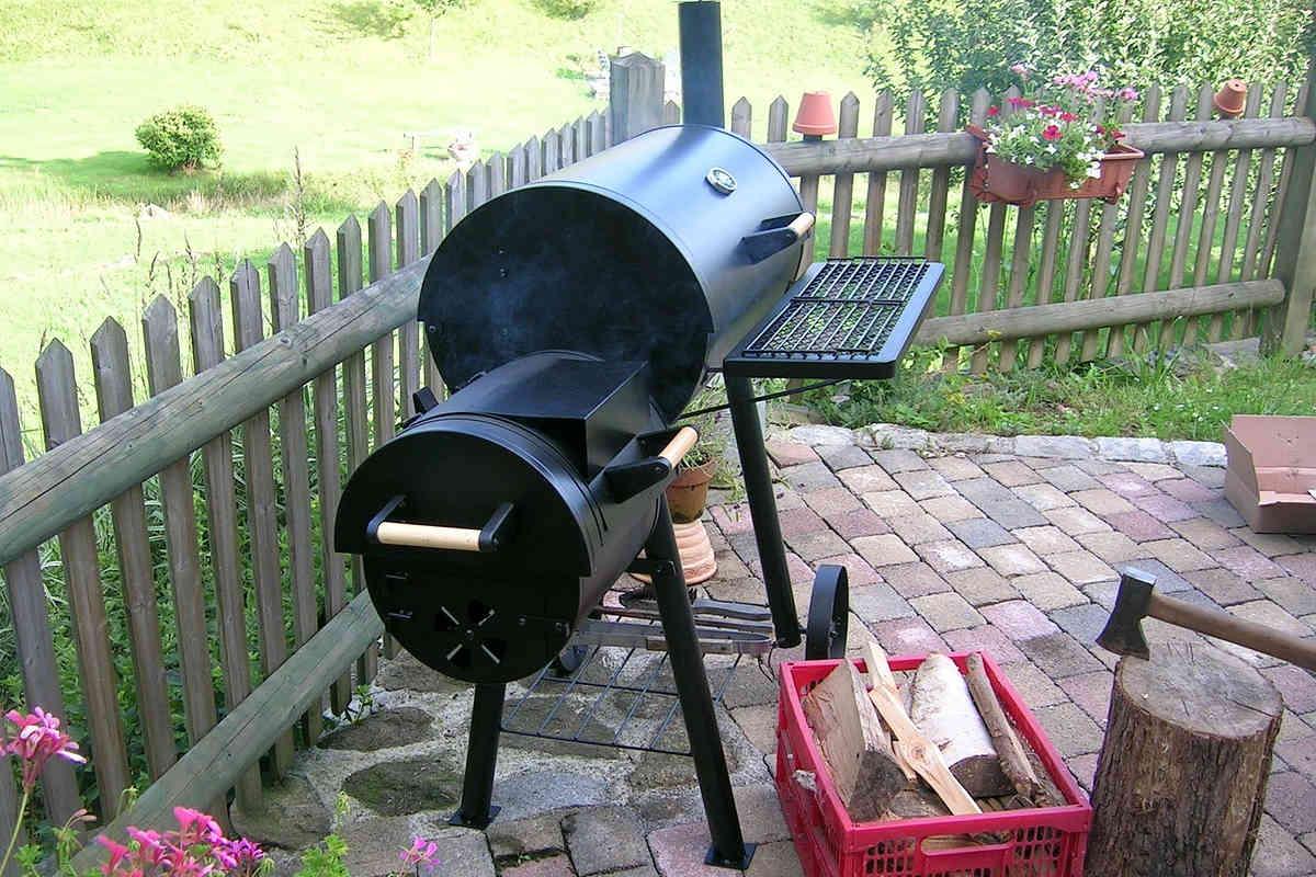 smoker grill barbecue